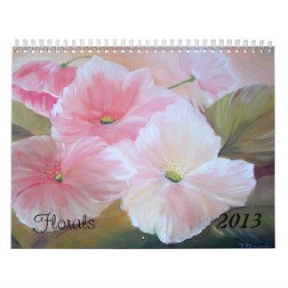 FLORALS II Calendar