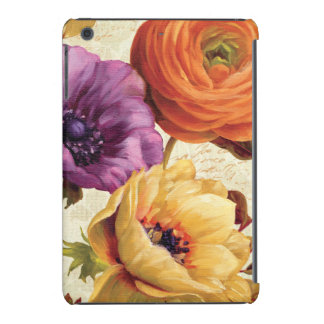 Florals in Full Bloom iPad Mini Cases