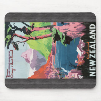 Flords Otago Southland South Island Newzealand, Vi Mouse Pad