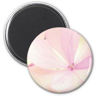 Florece dulzura imán redondo 5 cm