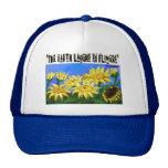 Florece el gorra
