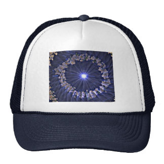 Florece el gorra de la constelación