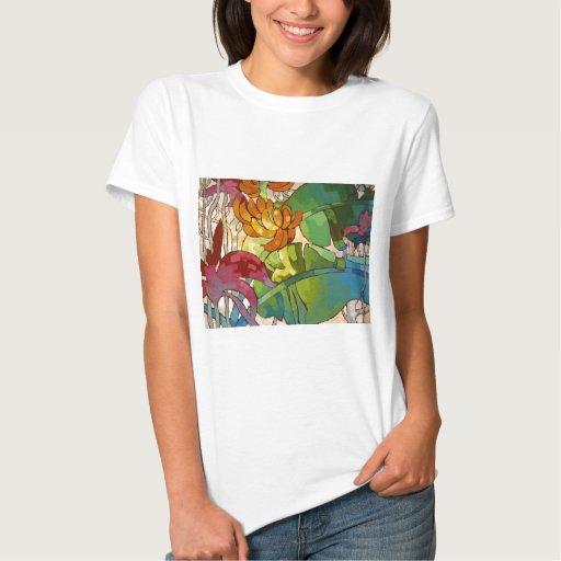 """Florece"" - la camiseta de Arman Manookian Remera"
