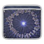 Florece la manga del cojín de la constelación I Fundas Para iPads