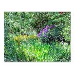 Florece un la Van Gogh Tarjeta Postal
