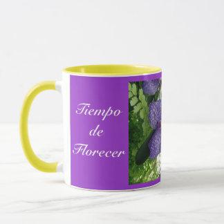 Florecer mug