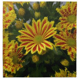 floreciendo foto Artotis de color zanahoria extru