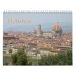 FLORENCE 2013 Wall Calendar