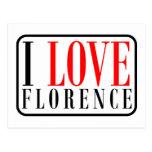 Florence Alabama Postcard