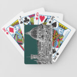 Florence architecture drawing card decks