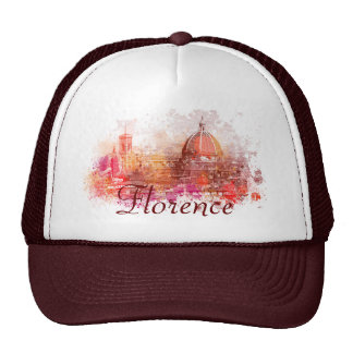 Florence - Basilica of Saint Mary of the Flower Trucker Hat
