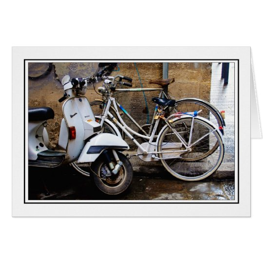 Florence Bikes Card