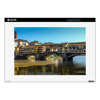 Florence bridge decals for laptops