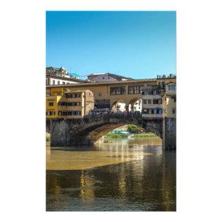 Florence bridge stationery