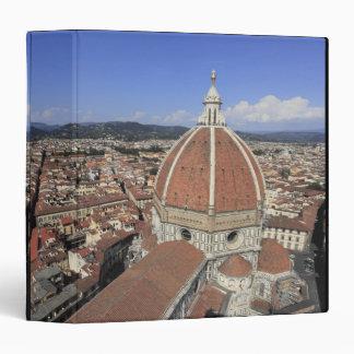 Florence Cathedral 3 Ring Binder