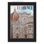 Florence Cathedral Card