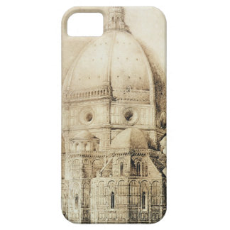 Florence Cathedral from the East from Fragments iPhone 5 Cases