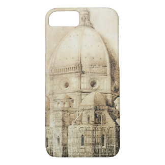Florence Cathedral from the East, from 'Fragments iPhone 7 Case