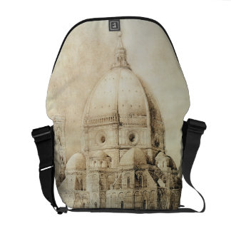 Florence Cathedral from the East, from 'Fragments Messenger Bag