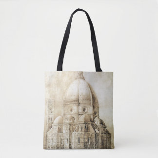 Florence Cathedral from the East, from 'Fragments Tote Bag
