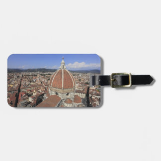 Florence Cathedral Luggage Tag