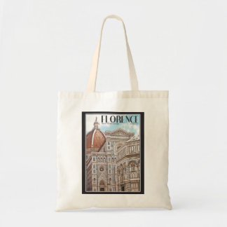 Florence Cathedral Tote Bag
