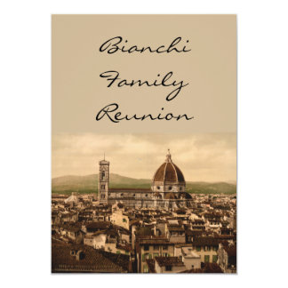 Florence Cathedral, Tuscany, Italy Card