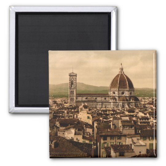 Florence Cathedral, Tuscany, Italy Magnet