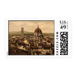 Florence Cathedral Tuscany Italy Postage