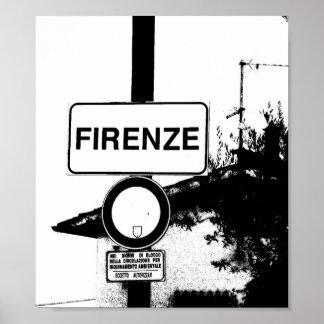 Florence City limits Print