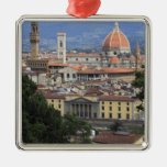 Florence Cityscape Metal Ornament