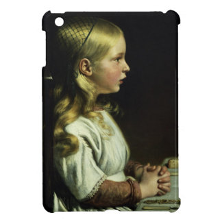 Florence Cope Saying Grace at Dinnertime iPad Mini Cases