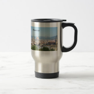 Florence Duomo from Michelangelo Square (new-St.K) 15 Oz Stainless Steel Travel Mug