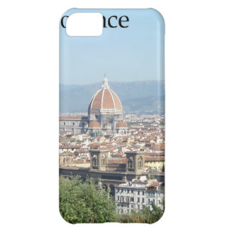 Florence Duomo from Michelangelo Square (new-St.K) Cover For iPhone 5C