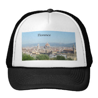 Florence Duomo from Michelangelo Square (new-St.K) Trucker Hat