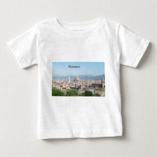 Florence Duomo from Michelangelo Square (new-St.K) T-shirt