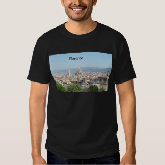 Florence Duomo from Michelangelo Square (new-St.K) Tee Shirts