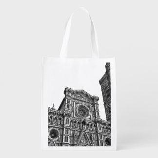 Florence Duomo Grocery Bag