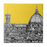 Florence duomo orange tiles