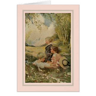 Florence Edith Storer Card