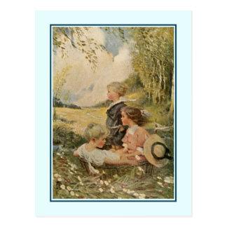 Florence Edith Storer Postcard