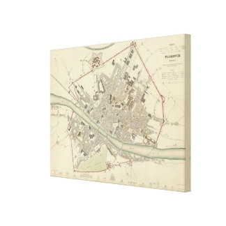 Florence Firenze Canvas Print