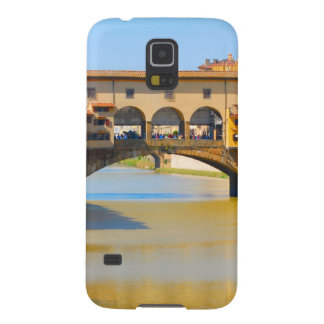 Florence -Firenze, Ponte vecchio Galaxy S5 Cover