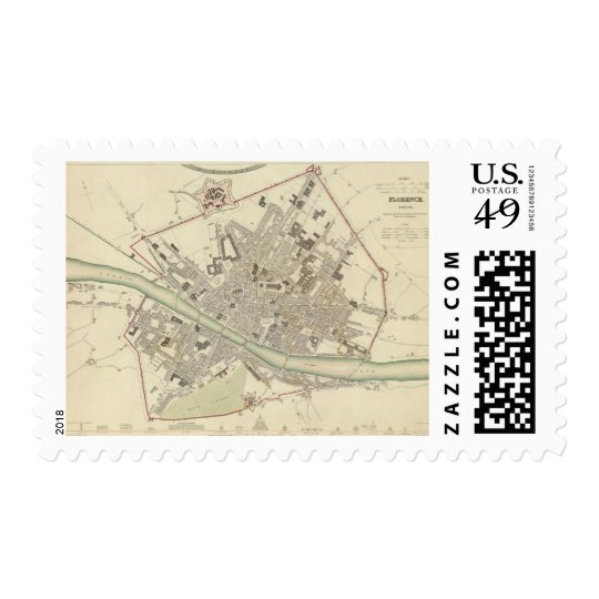 Florence Firenze Postage