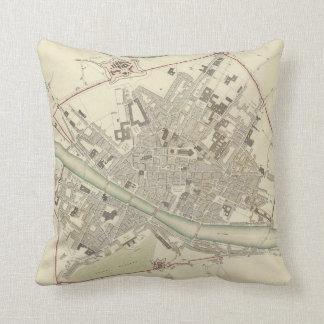Florence Firenze Throw Pillow