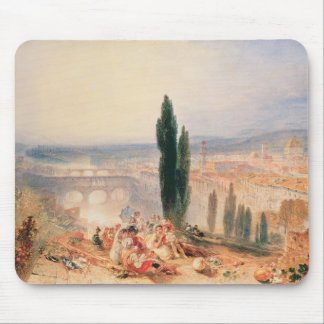 Florence from near San Miniato, 1828 Mouse Pad