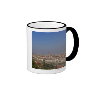 Florence from 'Piazzale Michelangelo' Ringer Coffee Mug