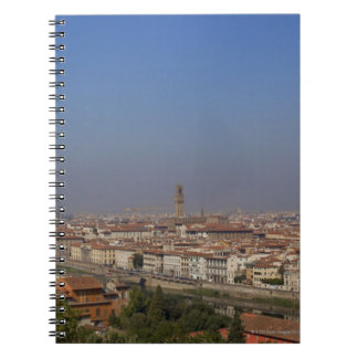Florence from 'Piazzale Michelangelo' Notebook