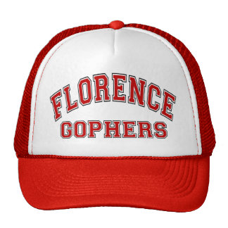Florence Gophers Trucker Hat