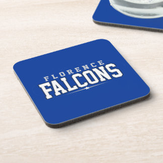Florence High School; Falcons Drink Coaster